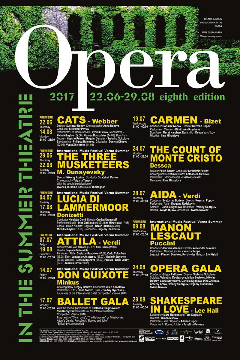 Bildergebnis für varna opera manon lescaut